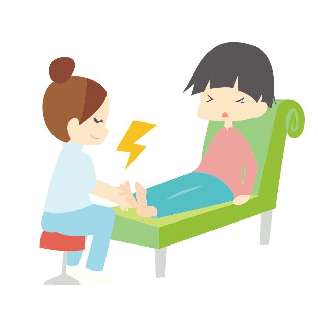 足指の付け根が痛む・・もしかしたら中足骨骨頭部痛かも・・・