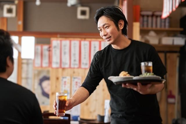 飲食店で働く人によく起こる4つの体の不調とその原因