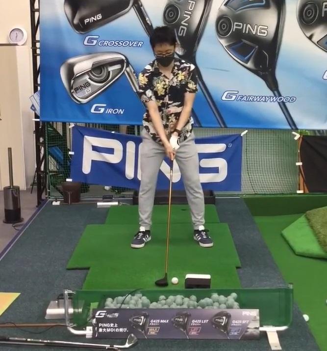 ゴルフでの障害とパフォーマンス向上についての考察