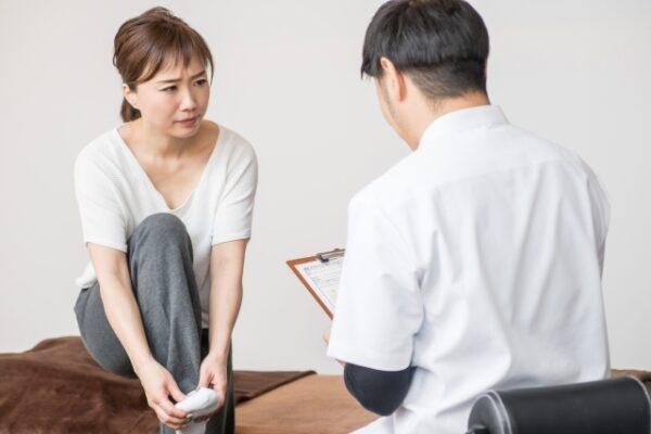 足の指が痛いモートン病の原因と施術方法とは?
