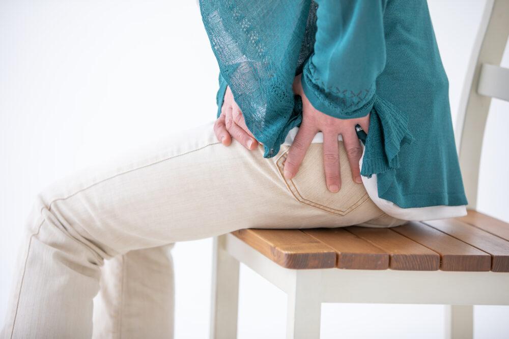 大腿骨頸部骨折の後遺症