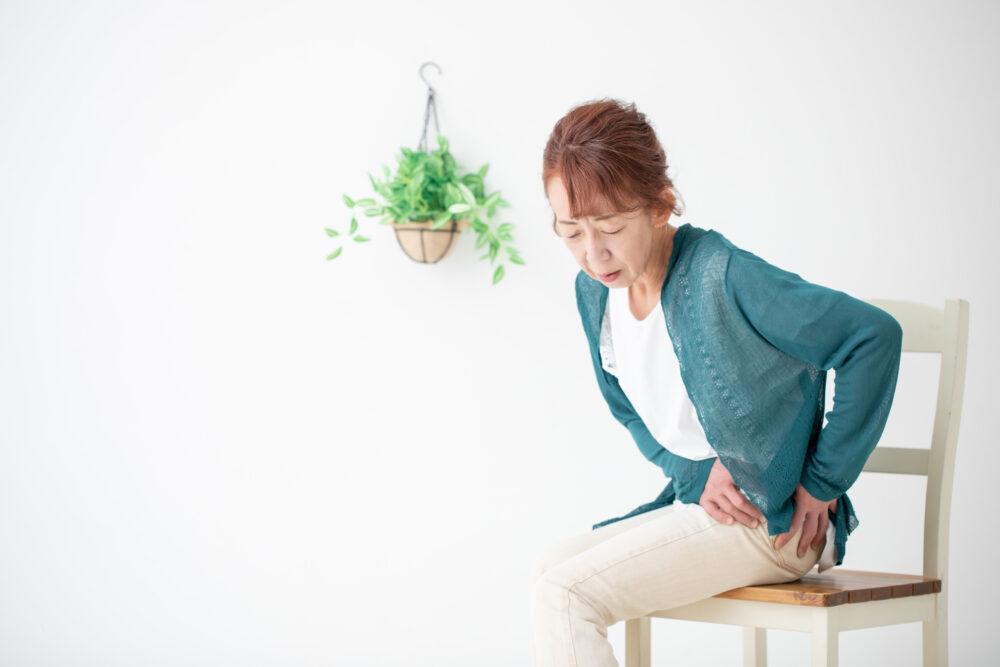その股関節の痛みは変形性股関節症かもしれない!?