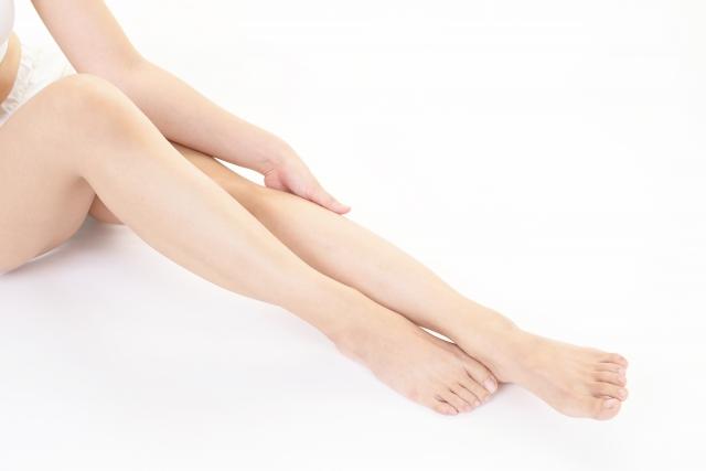 足痩せのために知っておきたい足の構造と機能とは?