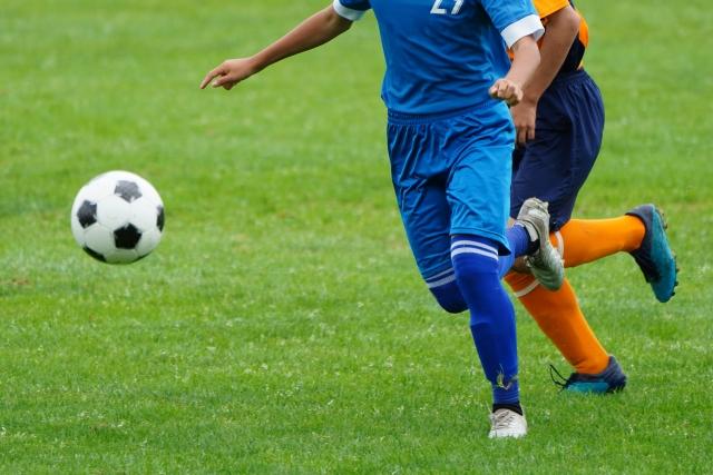 サッカー、フットサルの怪我でお困りの方へ!
